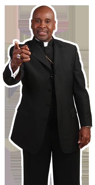 Bishop Sheldon McCarter